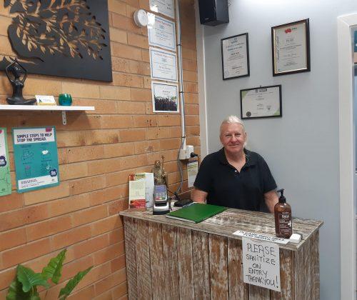 Jessica Riley - Phil Way Remedial Massage Therapist Evans Head NSW